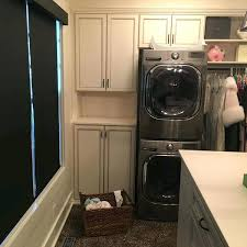 closet washer and dryer charming washer dryer in master closet about remodel fabulous interior design ideas