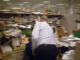 messy office pictures. Bob Pease In His Office February Of 2003. Incredibly, He Seemed To Know Where Everything Was Located. Here Is Retrieving An Obscure Document I Asked Messy Pictures