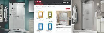 4 diy tips for installing shower doors