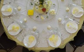 72 round banquet table