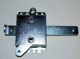 Garage Door Lock Kit Center Handle Electric Home : More Durable ...