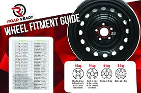Rim Fitment Chart Road Ready Car Wheel For 2011 2017 Chevrolet Cruze 16 Inch 5 Lug Black Steel Rim Fits R16 Tire Exact Oem Replacement Full Size Spare