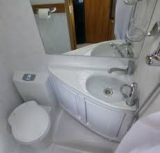 shower toilet combo unit for rv airstream