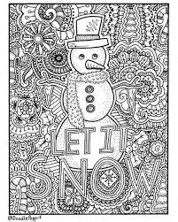 Looking for a christmas stocking colouring page? Christmas Adult Coloring Pages Idea Whitesbelfast