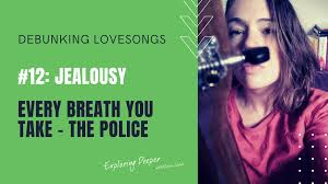 Other material was crafted in those dark days of 2020 and is now providing us with a dash of sunlight. Debunking Lovesongs 12 Jealousy Exploring Deeper