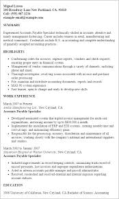 choose resume templates for management positions