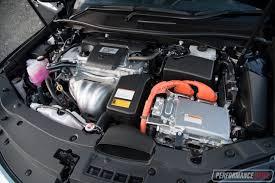 2017 Toyota Camry Hybrid Atara SL review (video)   PerformanceDrive
