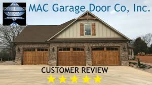 mac garage door company lexington exceptional five star review by james thornton