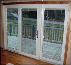patio door with built in blinds amazing ideas sliding patio door with blinds between glass home