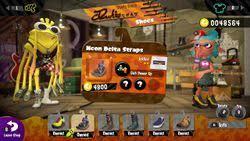 Gear Inkipedia The Splatoon Wiki
