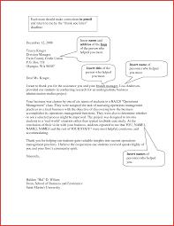 Fresh Appreciation Letter Boss Excuse Letter