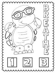 Tucker Turtle Youth Coloring Pages By Positive Counseling Tpt