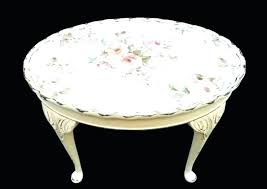 side tables shabby chic round side table shabby chic round coffee table shabby chic coffee