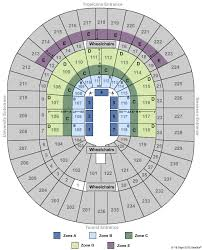 Nfr Seating Chart With Rows Cheap Thomas Mack Center Tickets