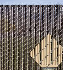 Image Fence Panels Menards Ez Slat 6 Single Wall Chain Link Fence Slats At Menards