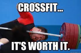 Crossfit Lol memes | quickmeme via Relatably.com