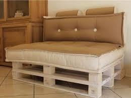 Muebles Con Palets 130 Ideas De Mesas Sillones Sofás Camas Y MásSofa Cama Con Palets