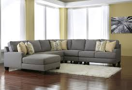 Sectionals In Living Rooms Buy Chamberly Alloy Sectional Living Room Set By Signature