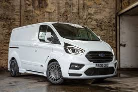 ford transit custom ms rt 2018 review