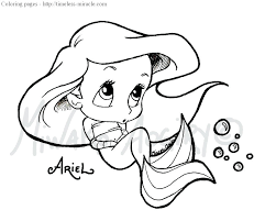 printable coloring pages disney princess babies baby book colouring free