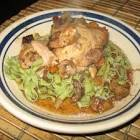 baked chicken german style