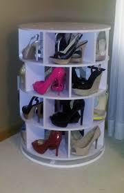 Shoe Storage Solutions Top 25 Best Lazy Susan Shoe Rack Ideas On Pinterest Shoe Racks