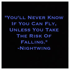 Tim Drake Quotes E Of My Favorite Nightwing Quotes Bat Family Fan