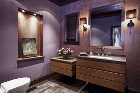 view this great modern powder room with wall sconce undermount sink by angela sarmiento discover browse thousands of other home design ideas on zillow