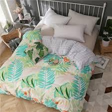 100 cotton duvet cover comforter quilt blanket case with zipper twin full queen