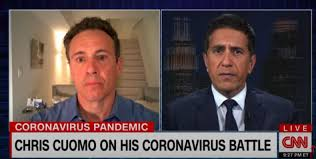 Cuomo prime time chris cuomo gets after it with newsmakers in washington and around the world. Chris Cuomo Says His Coronavirus Infection Is Causing Emotional And Psychological Illness It S In My Head