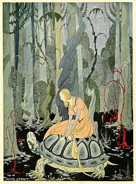 Vintage Illustrations Beautiful Vintage Illustrations From Old French Fairy Tales Page