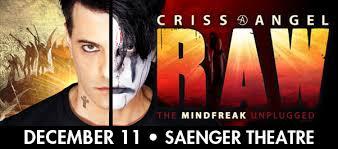 Shows Criss Angel Raw