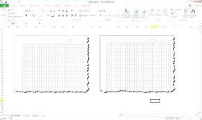 Using Semi Log Graph Paper Graph Paper In Excel Semi Log Graph In