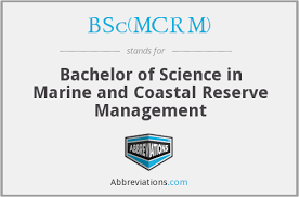 What Does Bsc Mcrm Stand For