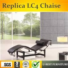U-BEST дизайн Le Corbusier LC4 <b>кресло для отдыха</b> ...