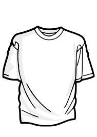 Kleurplaat T Shirt Afb 22913 Images