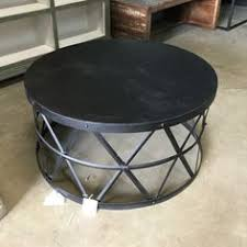 round industrial coffee table. Round Marimon Metal Coffee Table | Things I Need In My House Of Gothic-ness/Geeky-ness Pinterest Top, Wrought Iron And Birch Industrial D