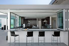 kitchen counter window. Phoenix Breakfast Bar Stools Spaces Modern With Contemporary Western Windows Kitchen Counter Window O