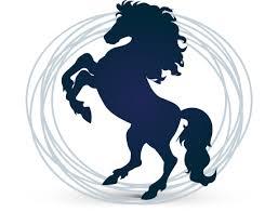 LogoMaker - Create Logo Online - Powerful Horse Logo Design