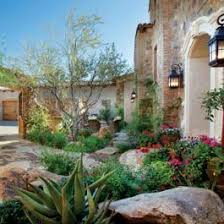Small Picture This Italian Style desert garden includes an entry courtyard