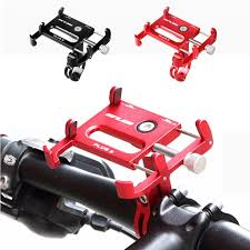 GUB <b>Bicycle Phone Holder</b> For Smartphone Adjustable Support ...