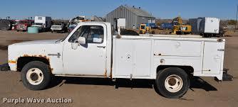 1981 Chevrolet C30 Utility pickup truck | Item L5054 | SOLD!...