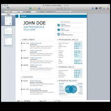 Free Downloads Resume Template For Mac Www Freewareupdater Com