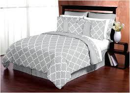 gray trellis bedding home design amp remodeling ideas