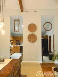Cb2 Firefly Light Seaside Interiors Dining Room Design Makeover Using The Cb2