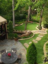 Backyard Landscape Designs Classy 48 Best Landscaping Inspiration Images On Pinterest Garden Ideas