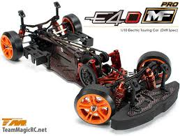 <b>Радиоуправляемая машина</b> Team Magic E4D-MF Pro Competition ...