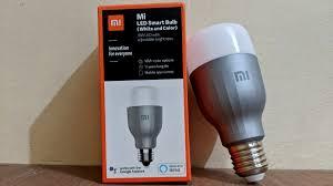 Sticky Light Bulb Sockets Mi Led Wi Fi Smart Bulb Review Ndtv Gadgets360 Com