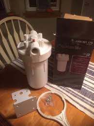 Household Water Filtration Glacier Bay 1000 991 176 High Flow Household Water Filtration
