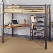 metal bunk bed. Full Size Metal Loft Bed Bunk I